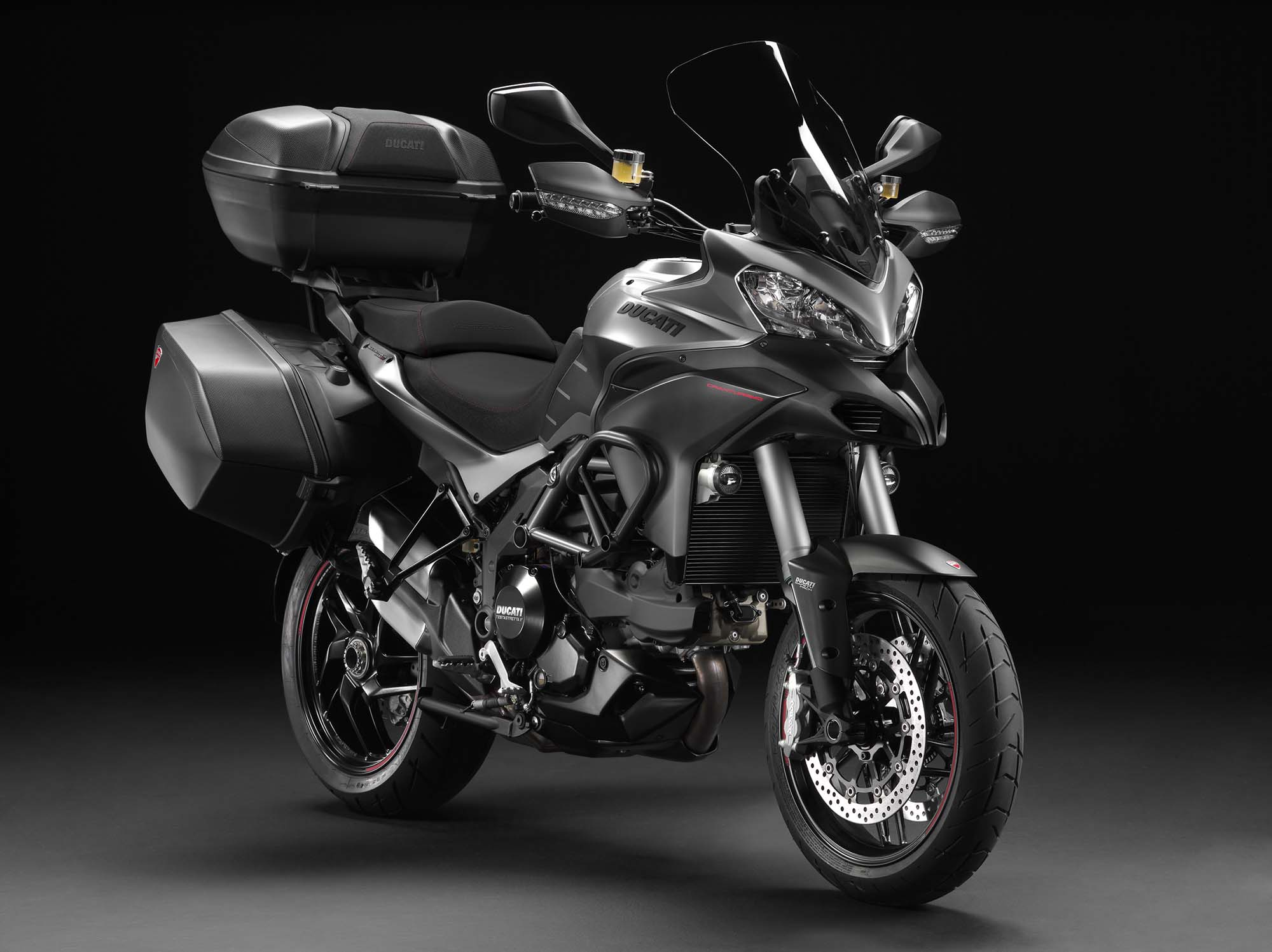 Ducati Multistrada 1200 S Granturismo 2014 wallpapers #12946