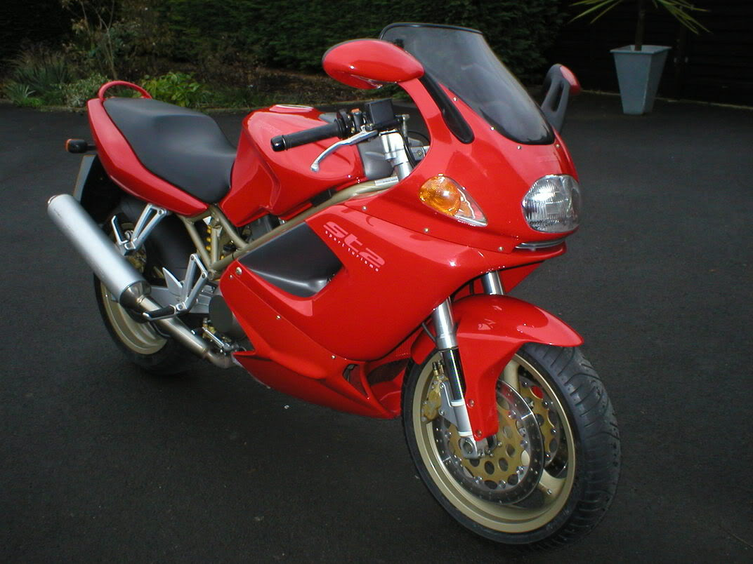 Ducati ST2 2000 wallpapers #11061