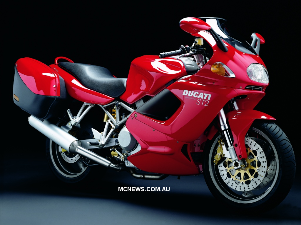 Ducati ST2 2001 wallpapers #11654