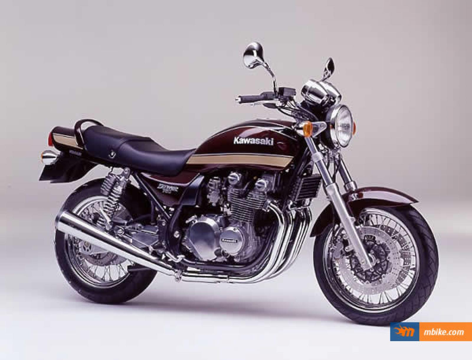 kawasaki zephyr 750 rs pics specs and list of seriess by year. Black Bedroom Furniture Sets. Home Design Ideas