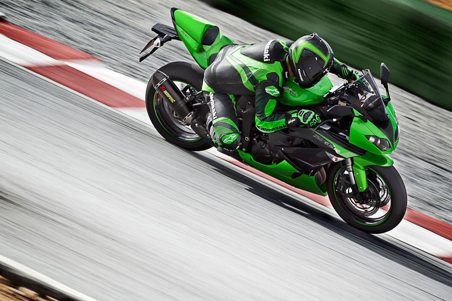Kawasaki ZX 6 R Performance Edition 2011 pics #34977