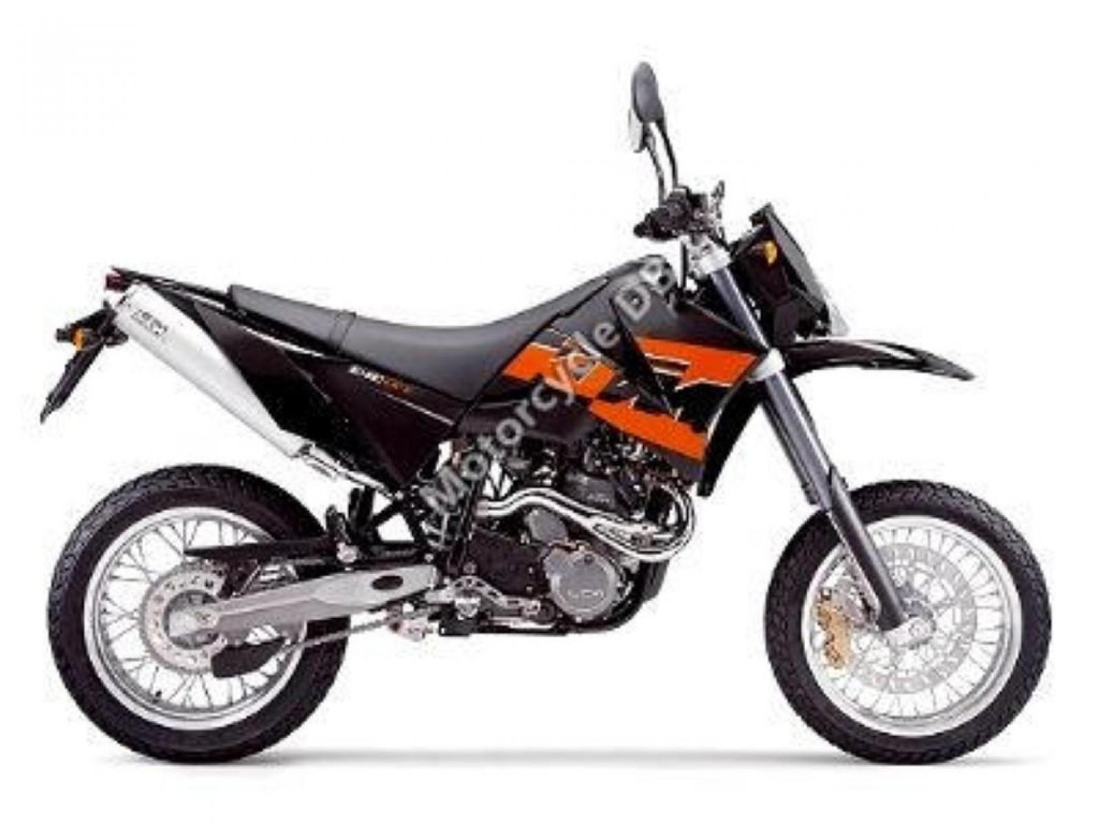1992 Ktm Enduro 600 Lc 4 Pics Specs And Information