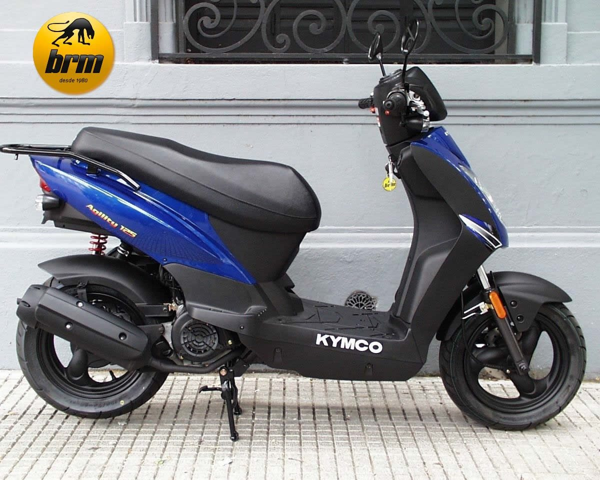 Kymco Agility 50 2007 images #100887