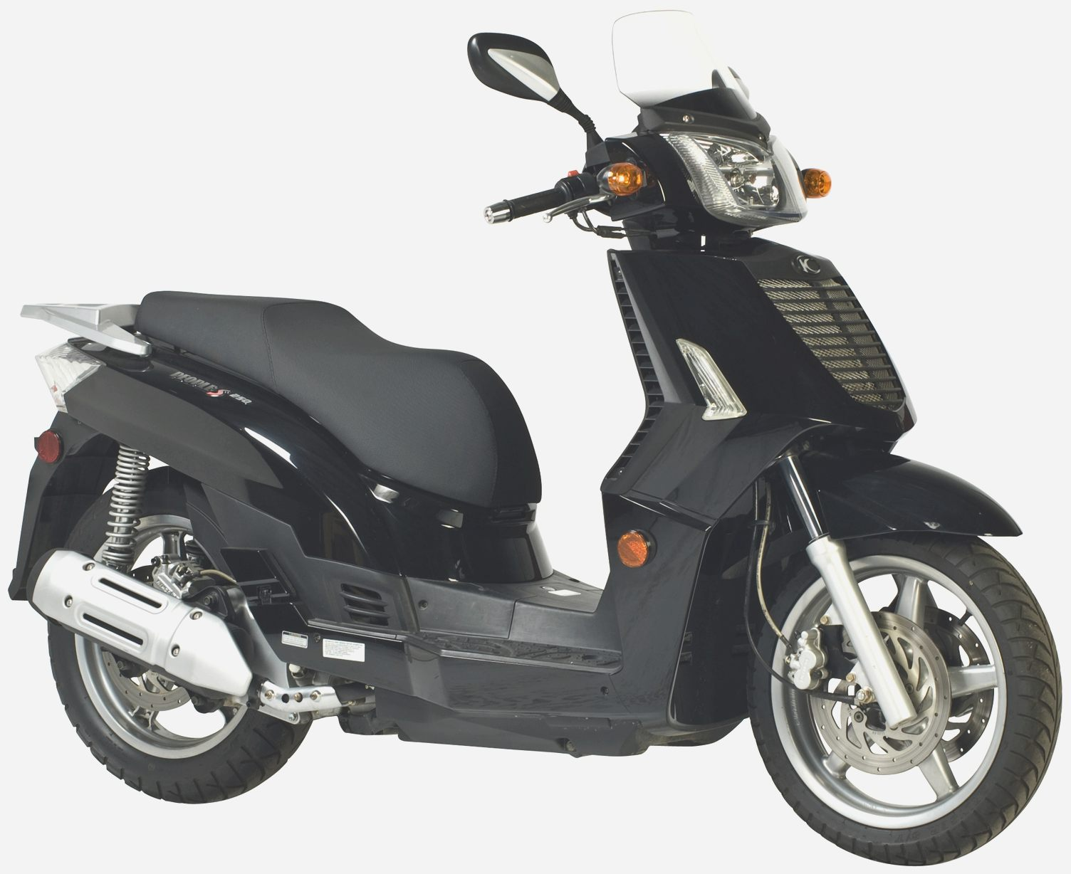 Kymco Scout ZX 50 2002 images #101384