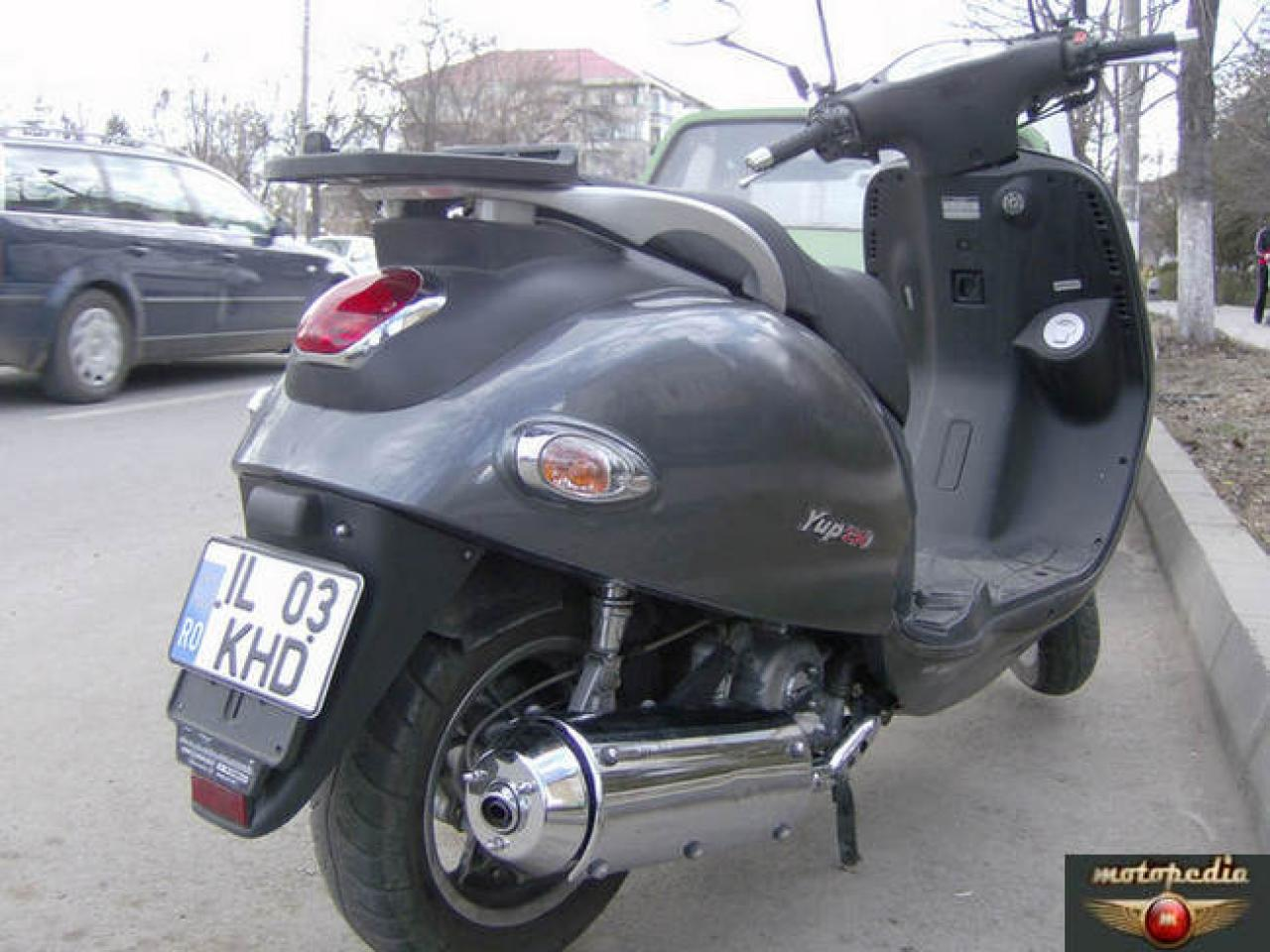 Kymco Yup 50 images #101482