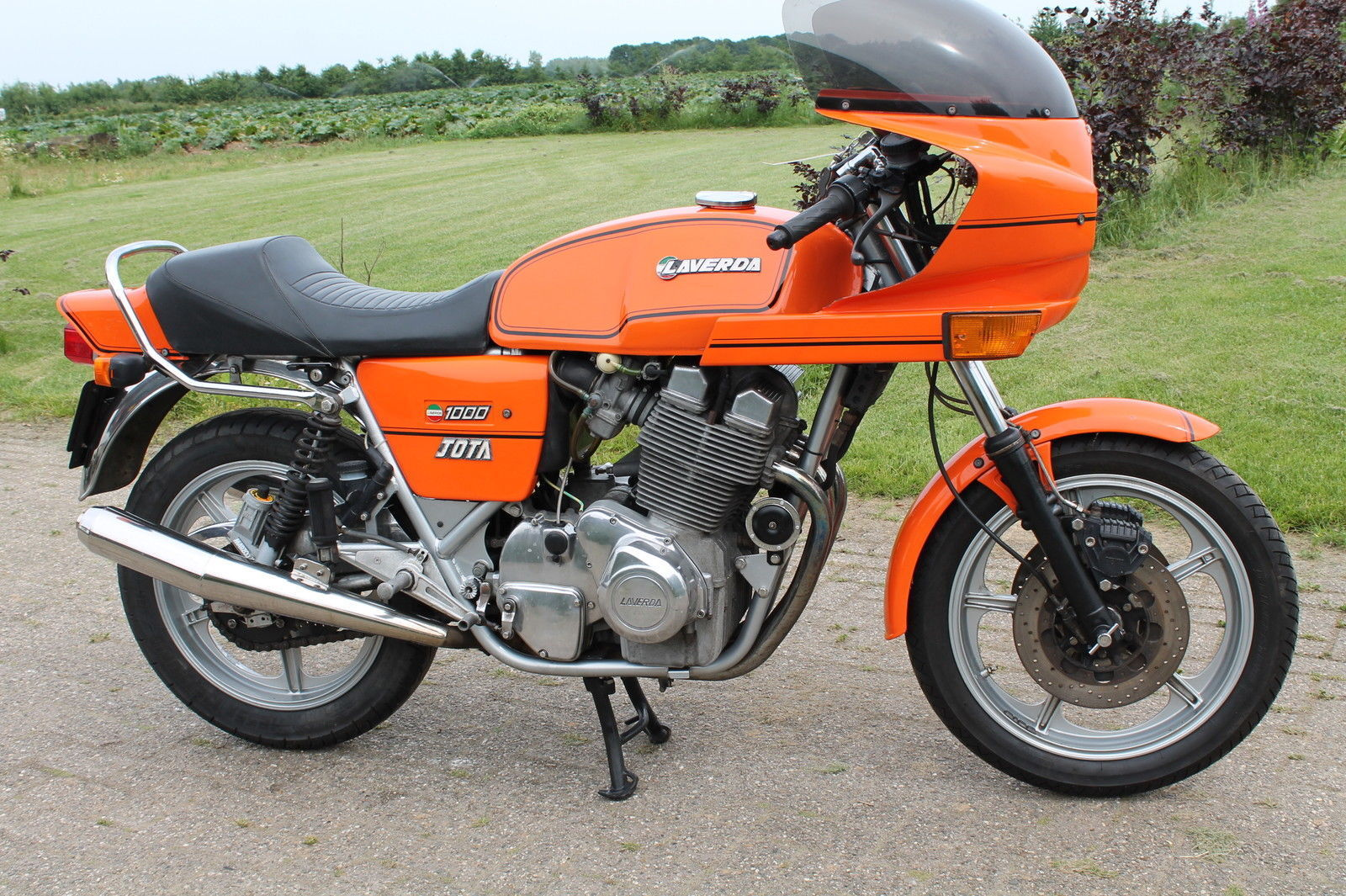Laverda 1000 1983 wallpapers #139418