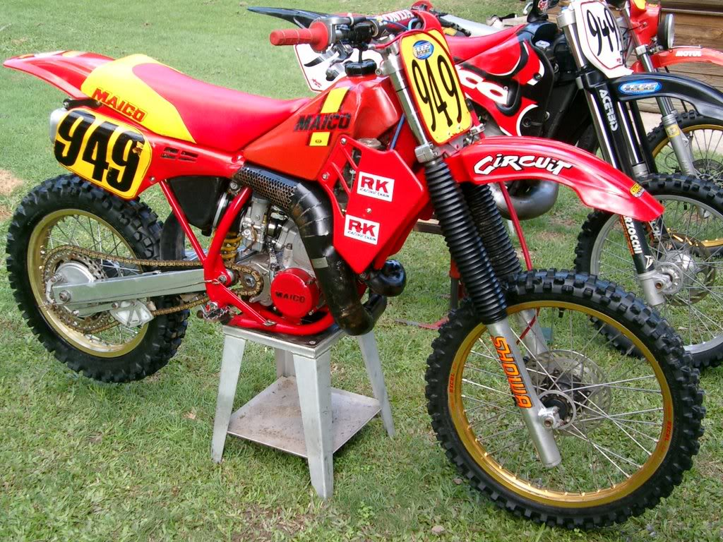 Maico GME 250 1986 images #147751