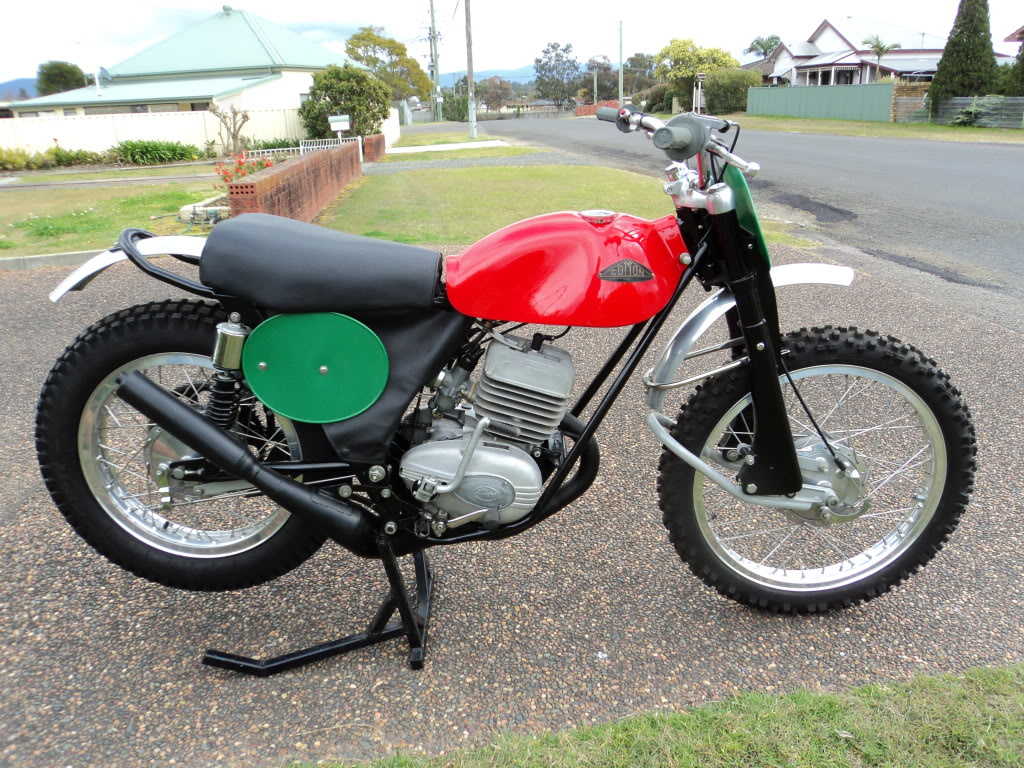 Montesa 250 King Scorpion 1975 images #105723