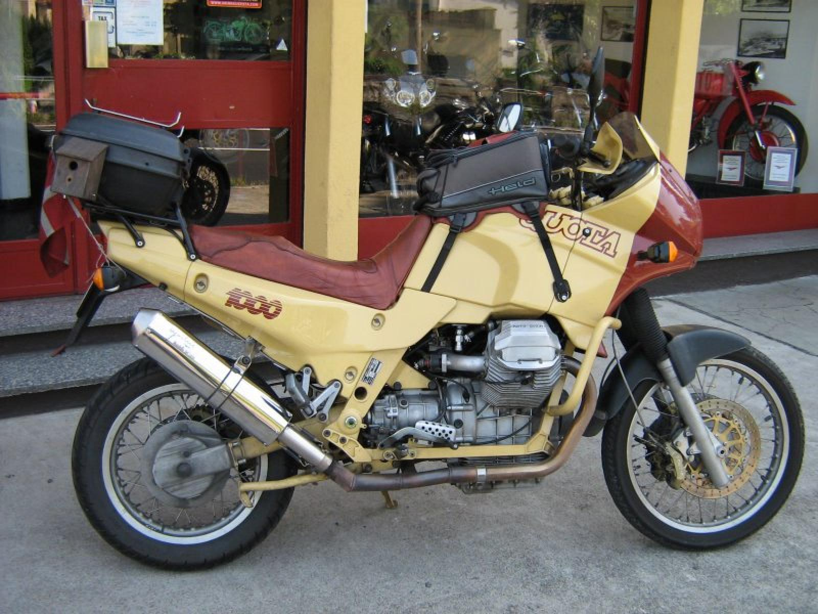 Moto Guzzi Quota 1000 images #109283