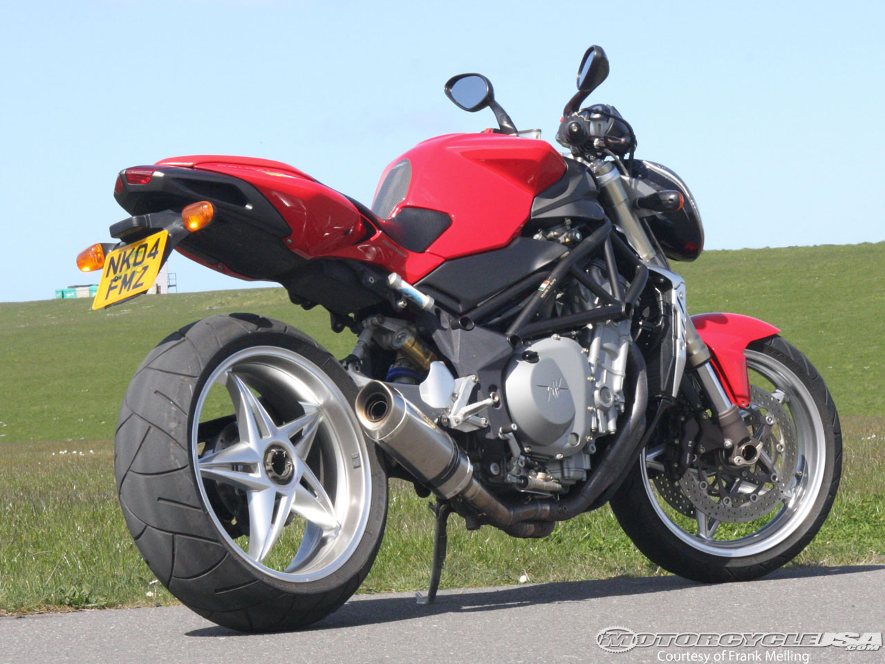 MV Agusta Brutale 750 S 2008 wallpapers #140314