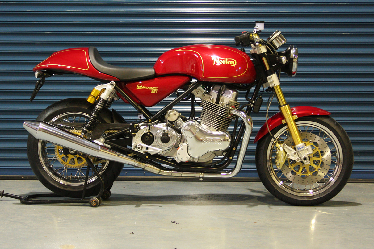 Norton Commando 961 SF images #117674