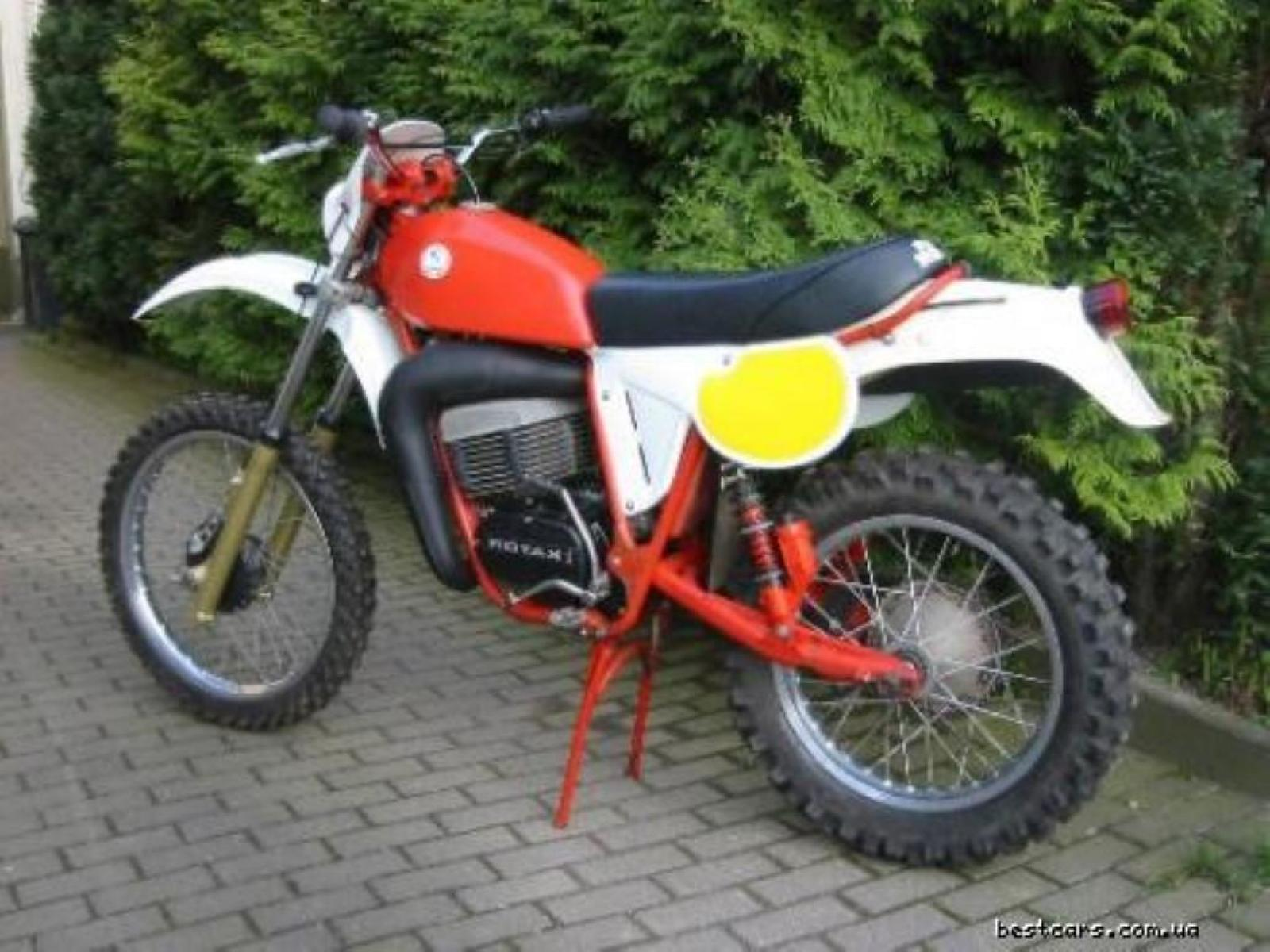 Puch GS 350 F 5 1985 images #121609
