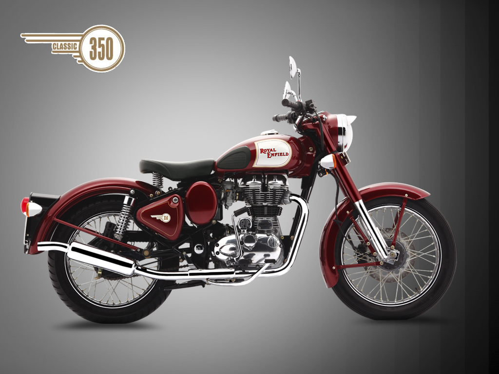Royal Enfield Bullet 350 Classic 2006 wallpapers #141303