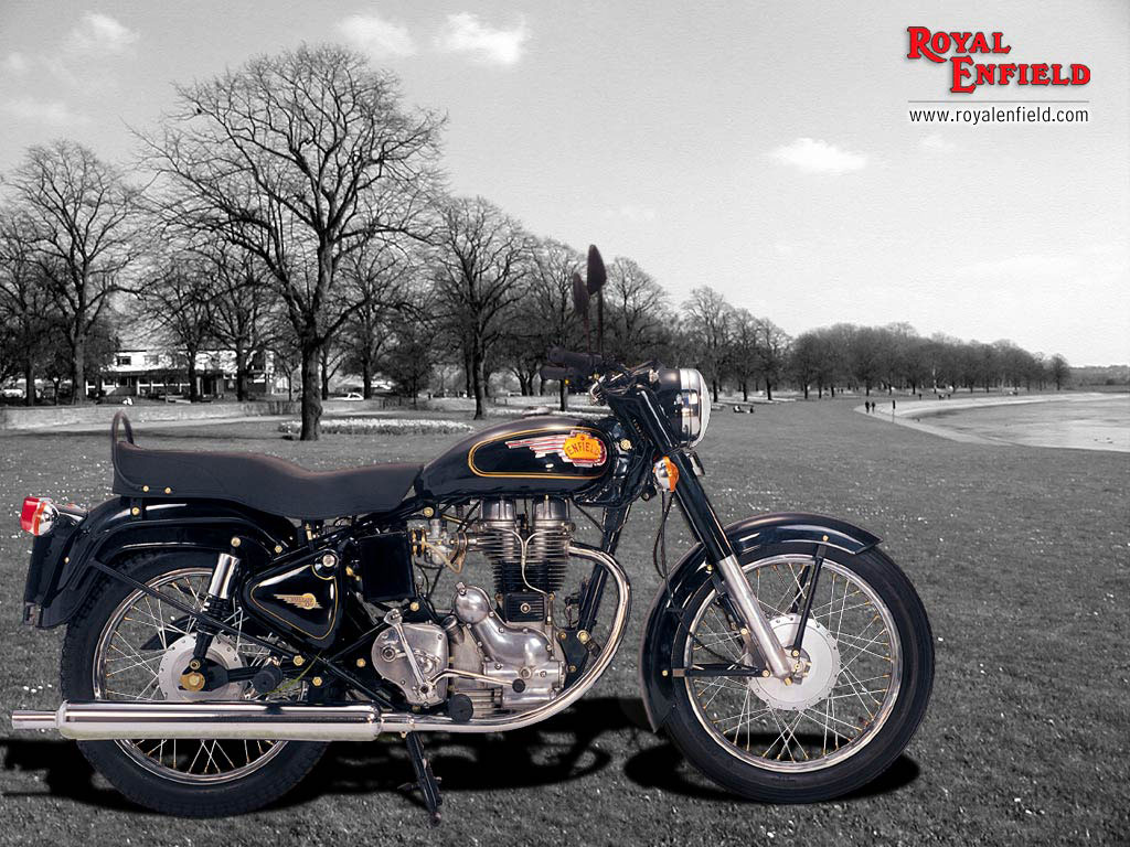 Royal Enfield Bullet 350 Classic 2007 images #123973
