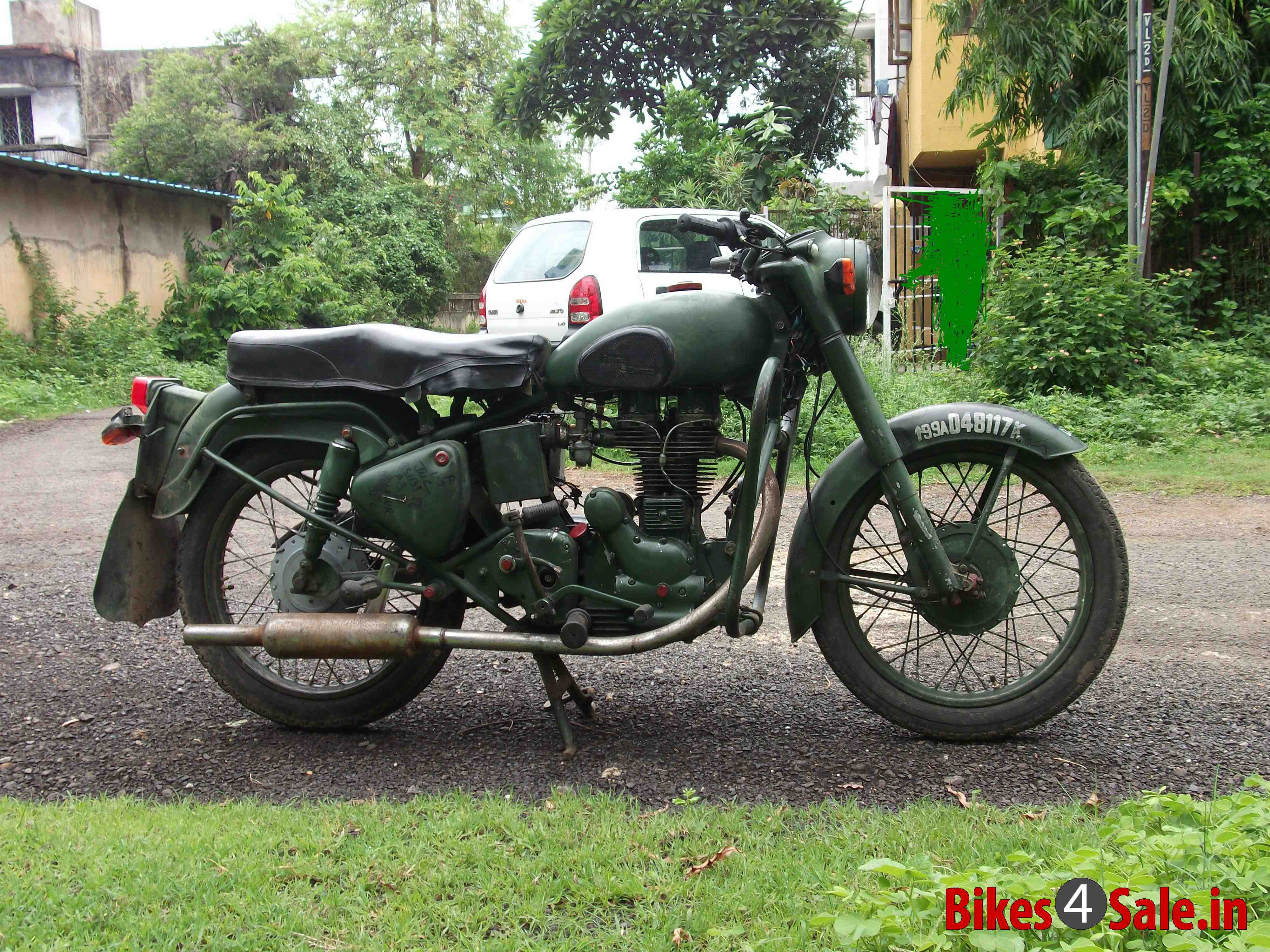 Royal Enfield Bullet 500 Army images #123382