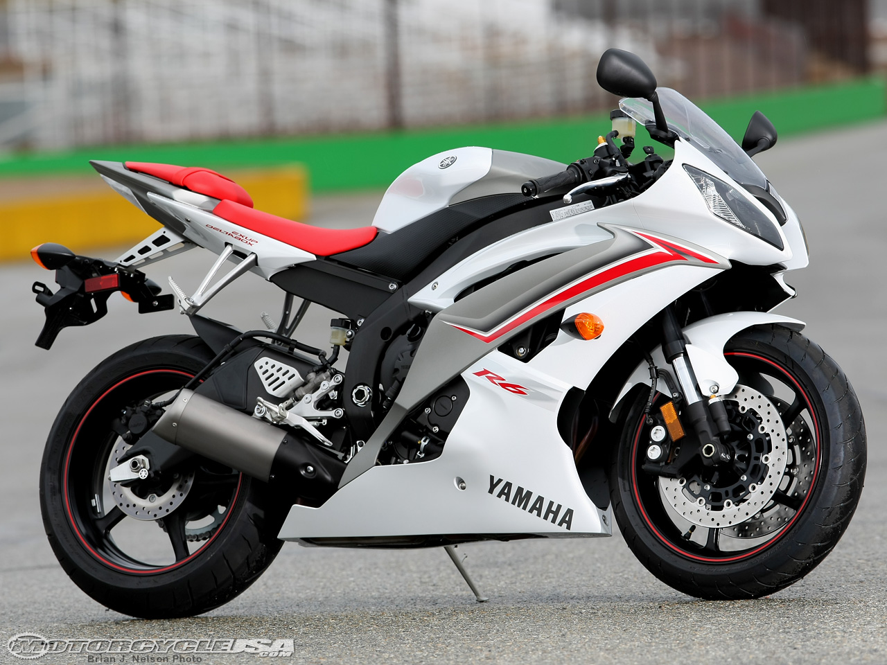 Yamaha YZF-R6S images #91768