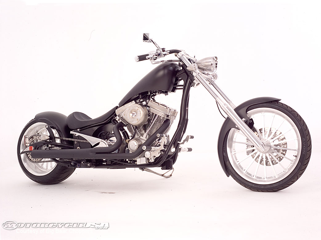 Big Bear Choppers Sled ProStreet 100 Smooth Carb 2010 images #63723