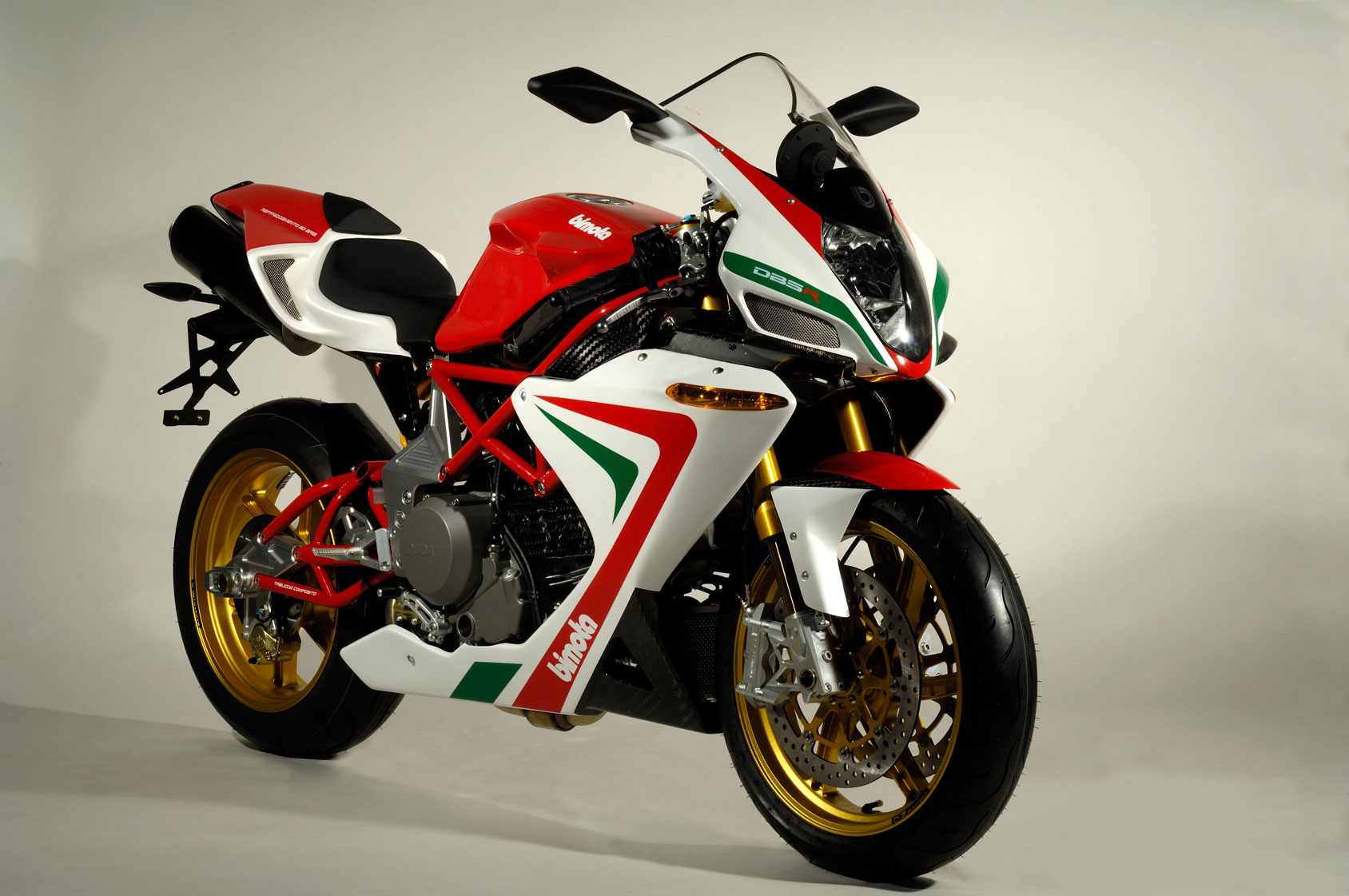Bimota DB 5 R 2009 wallpapers #147157