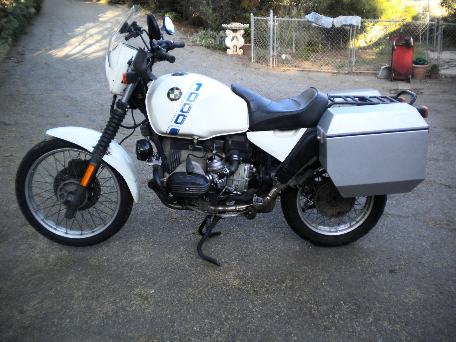BMW R80GS 1989 images #6008