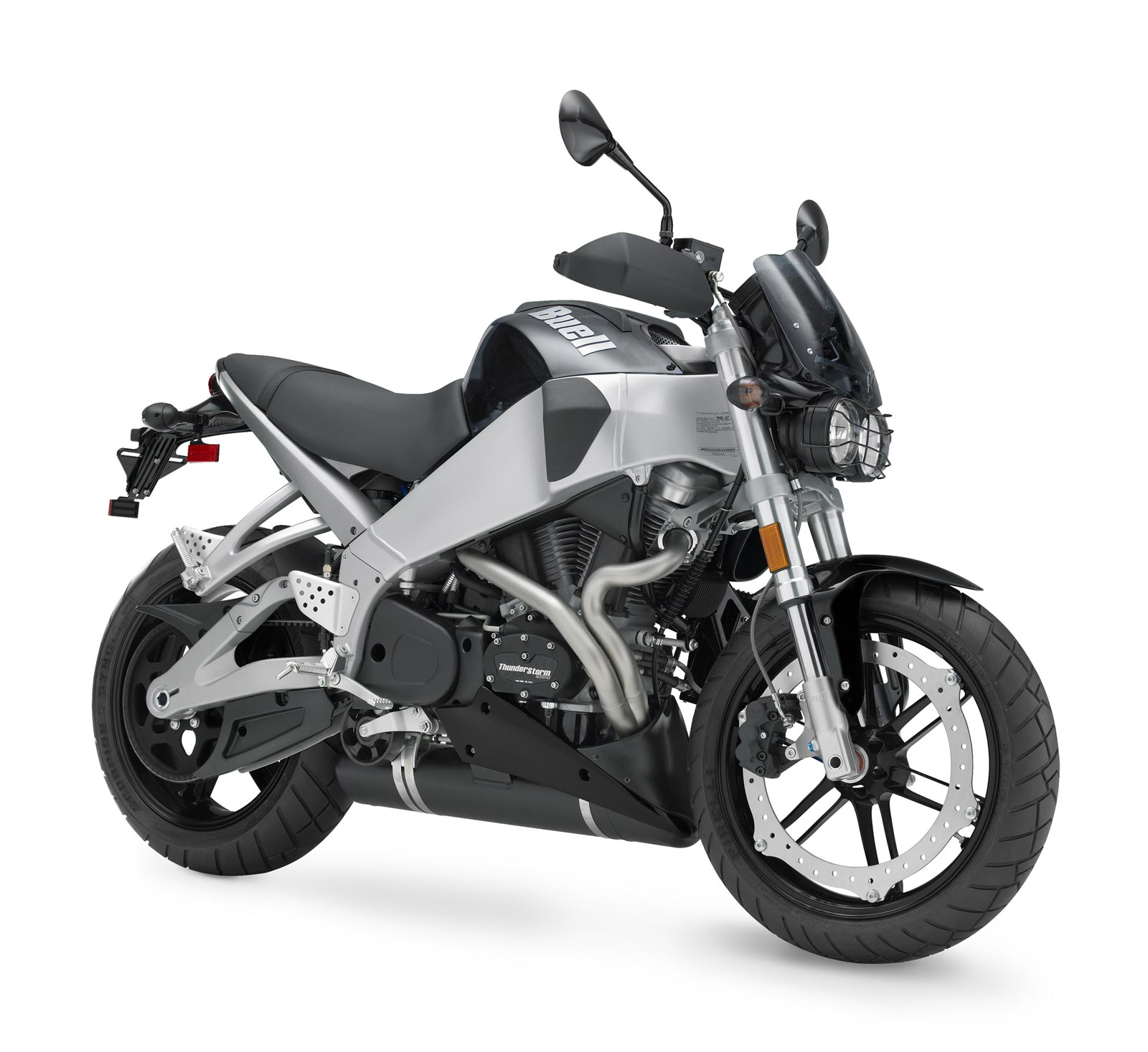 Buell Lightning CityX XB9SX 2008 wallpapers #137728