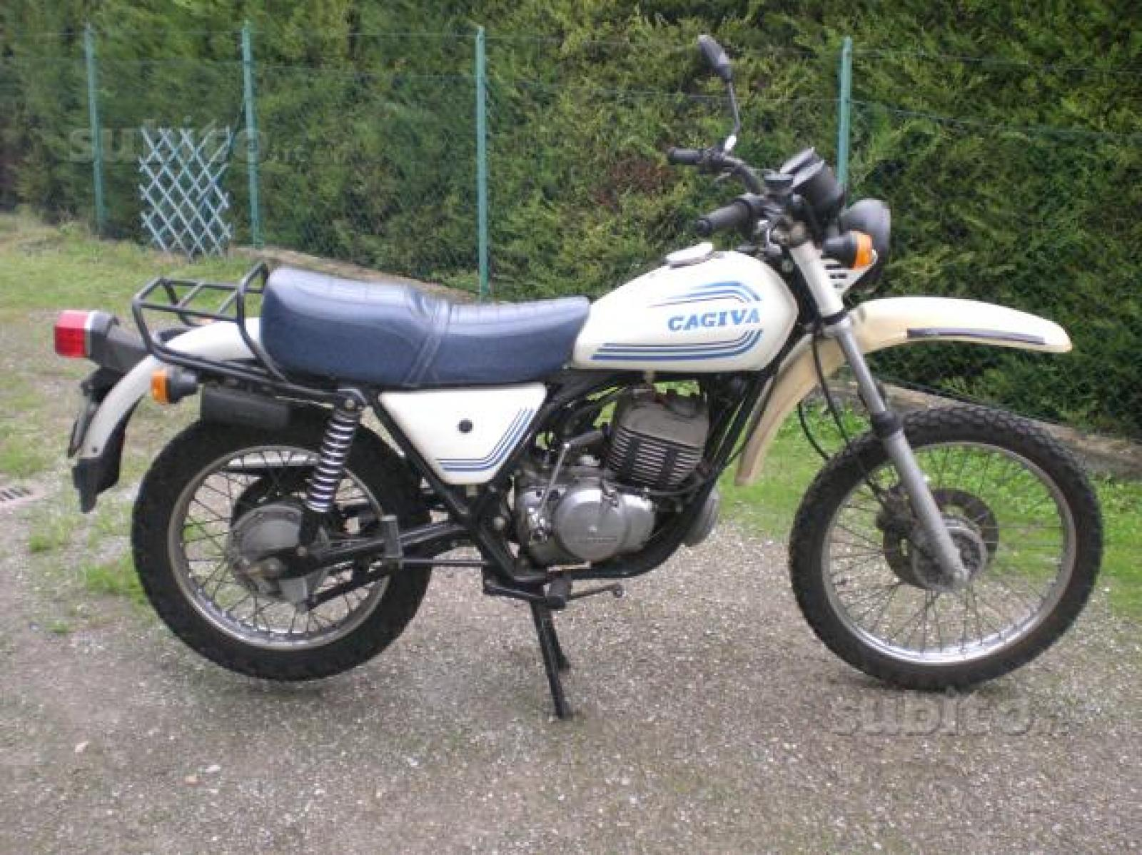 Cagiva SX 250 1983 images #67990