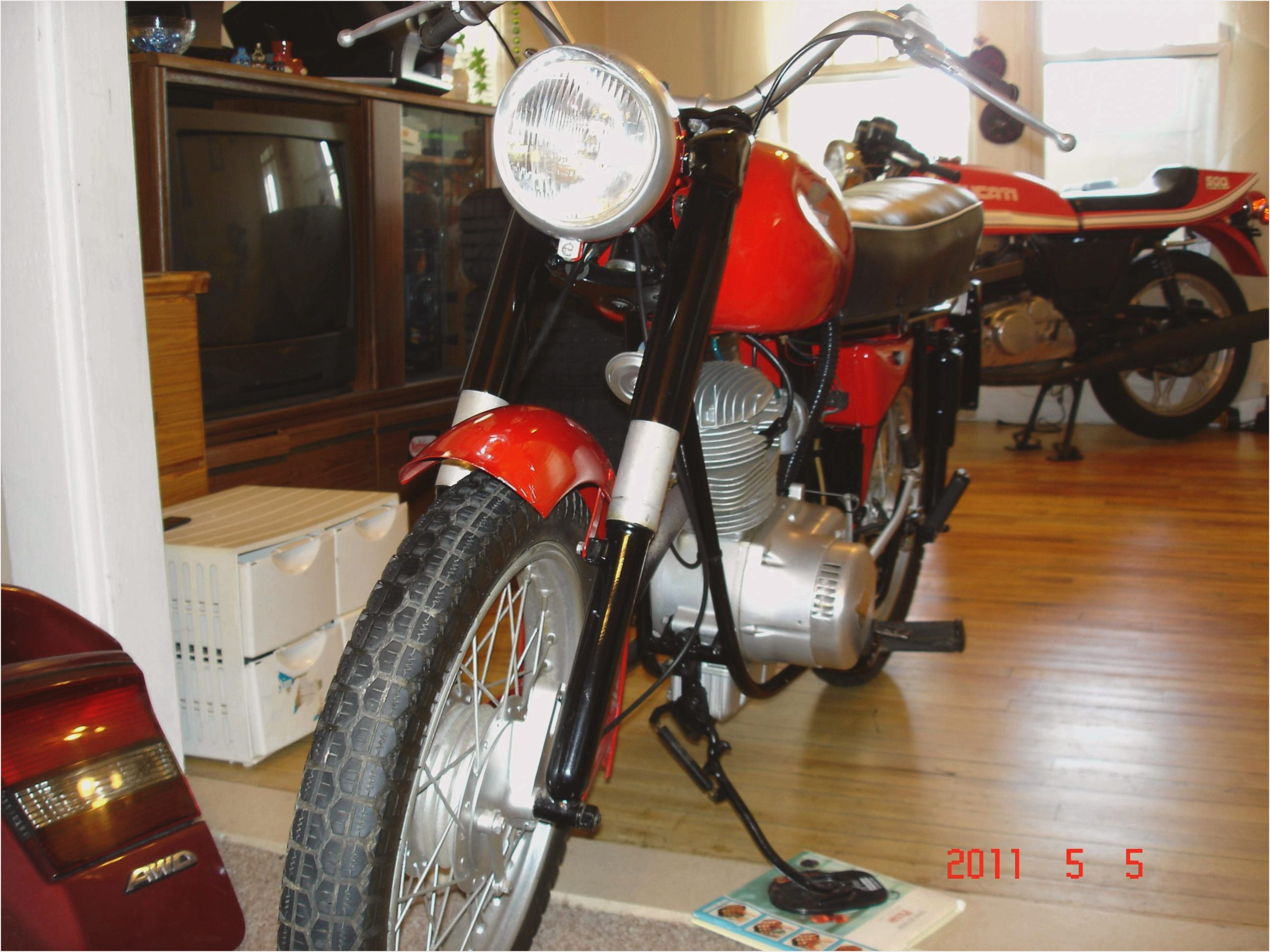 Cagiva SX 350 1979 images #66614