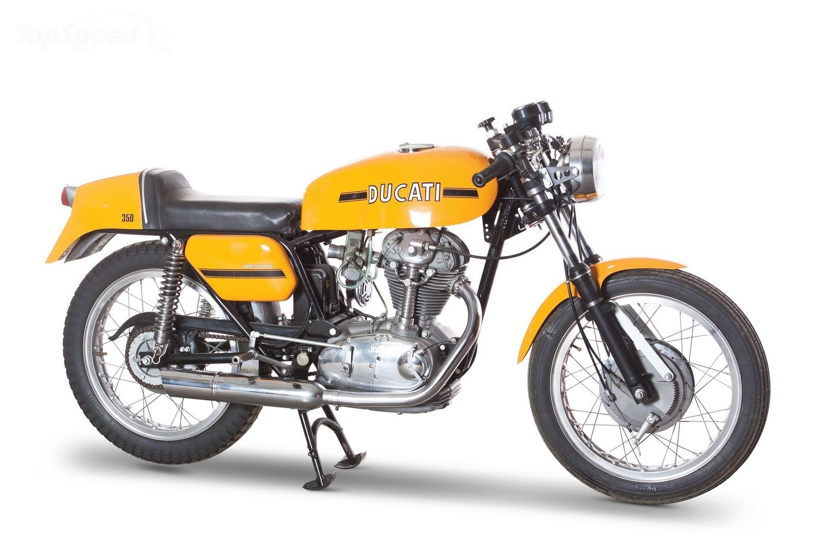 Ducati 350 Mark 3 D images #9766