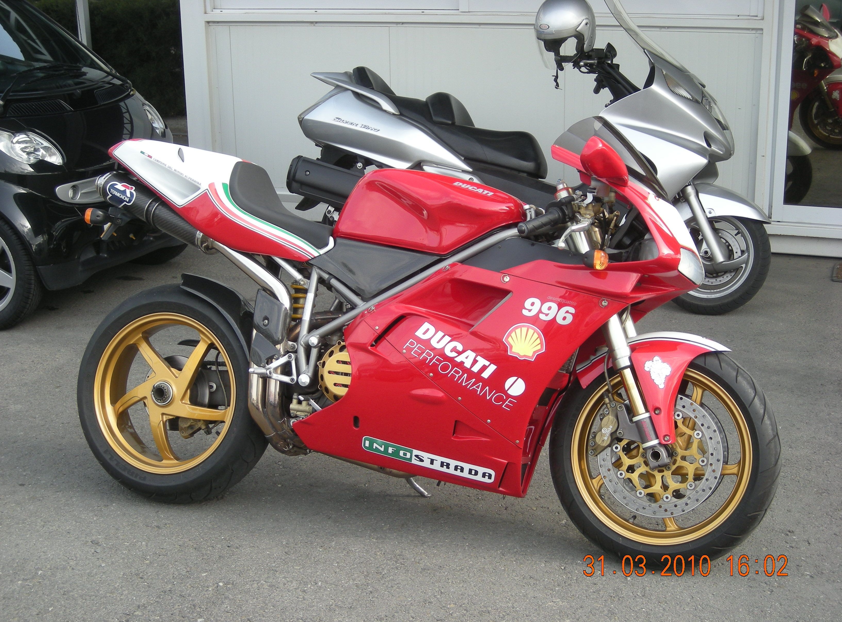 Ducati 996 2001 wallpapers #150627