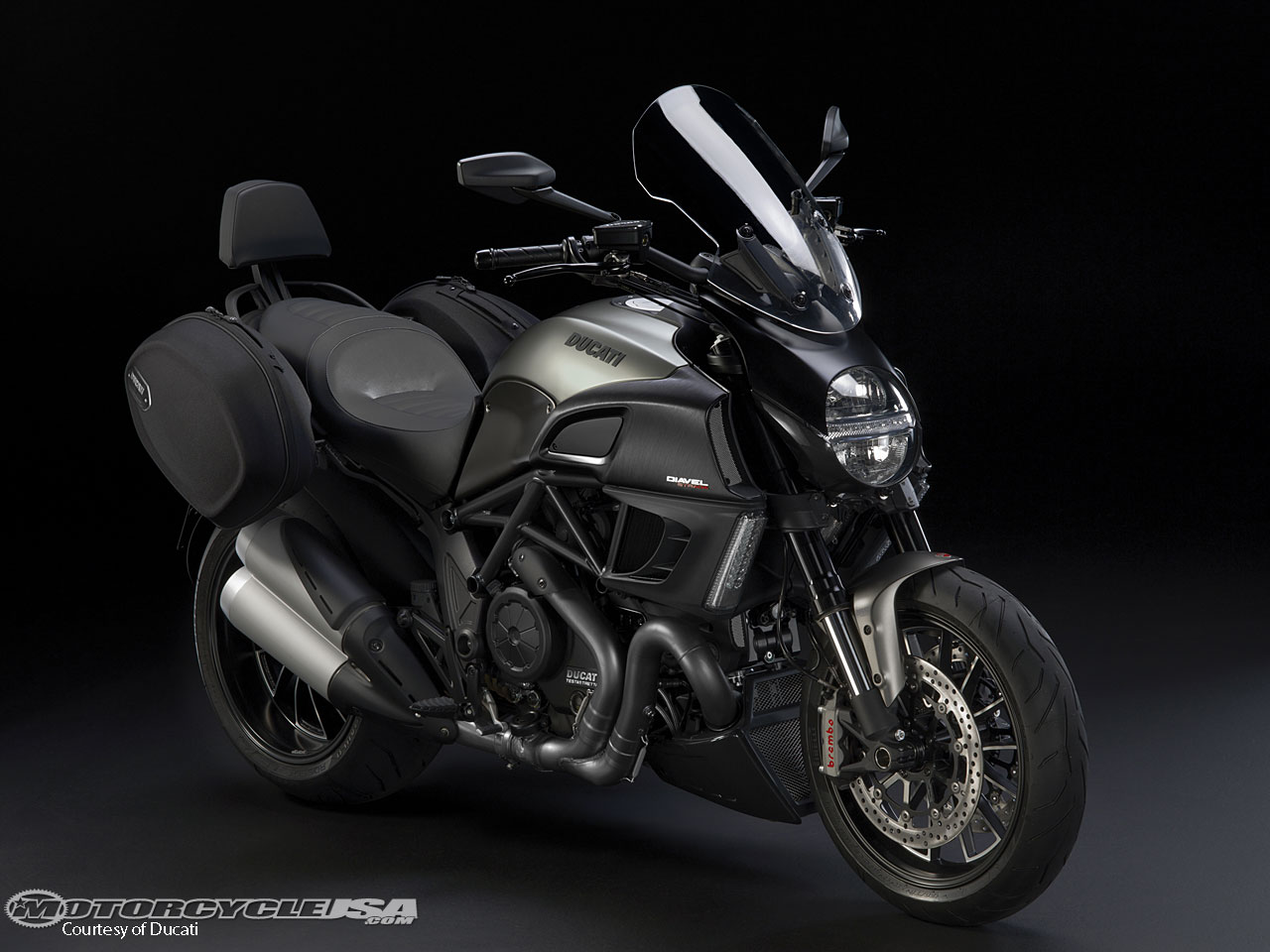 Ducati Diavel Strada 2013 wallpapers #12749