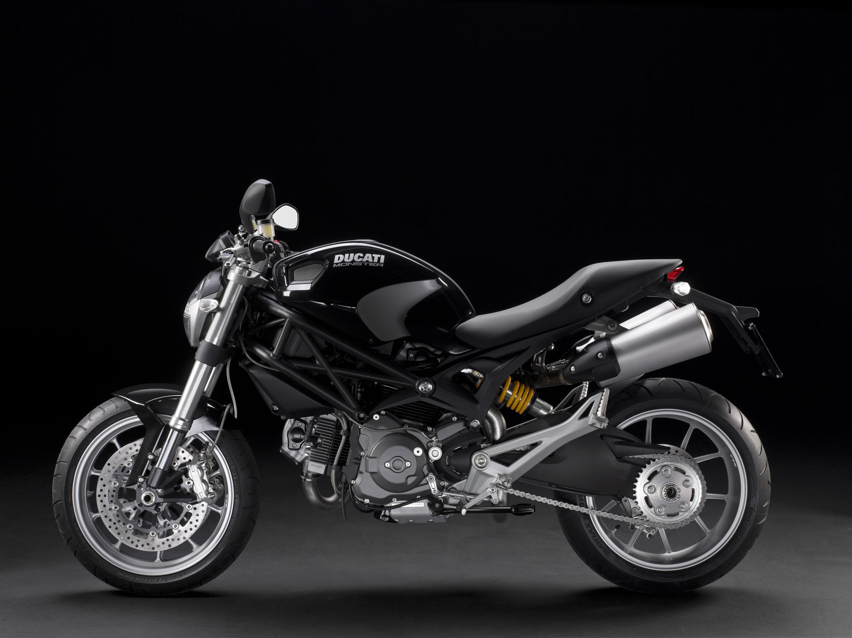 Ducati Monster 1100 2009 wallpapers #12152