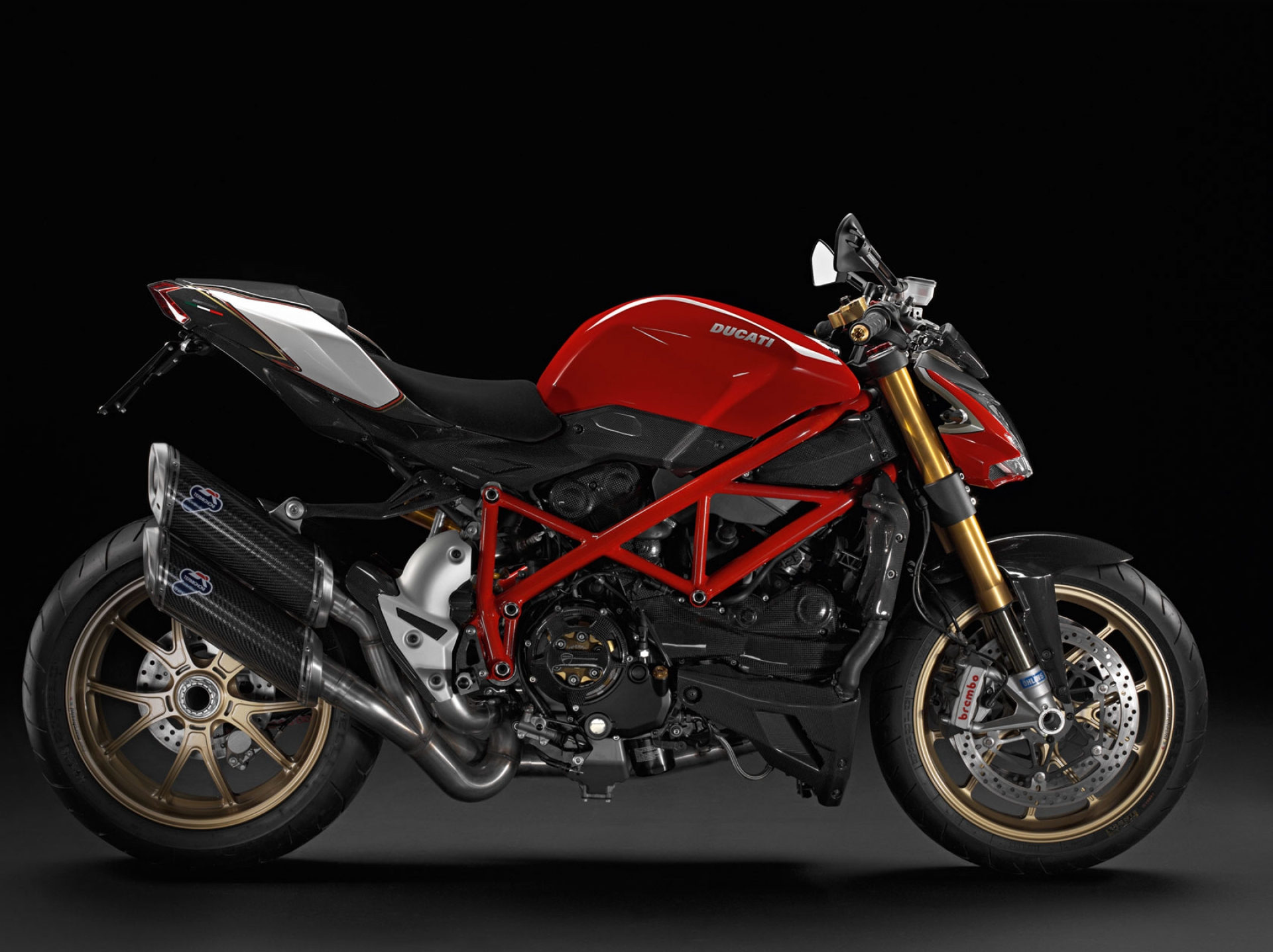 Ducati Streetfighter S 2013 wallpapers #12847