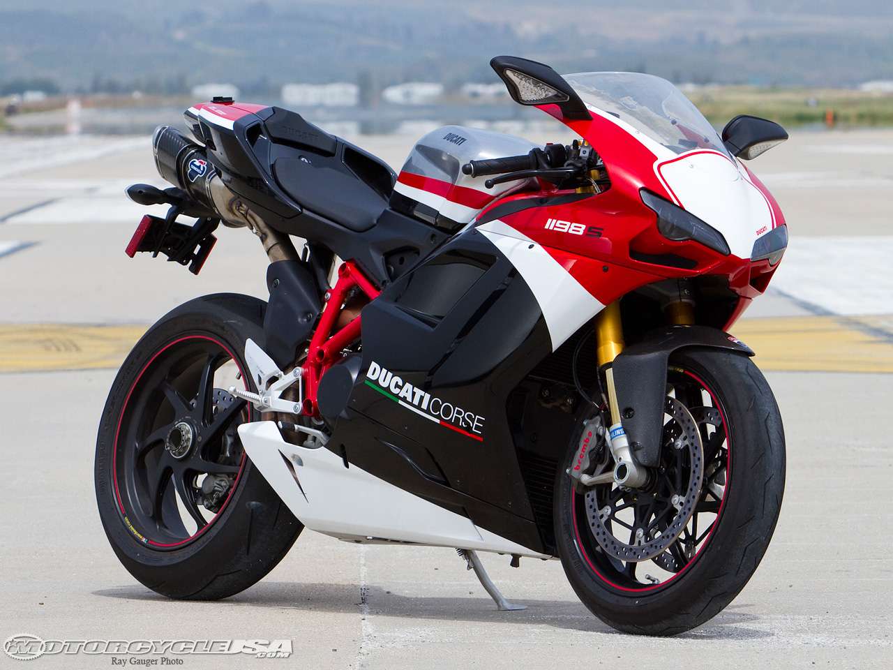 Ducati Superbike 1198 2010 wallpapers #13047