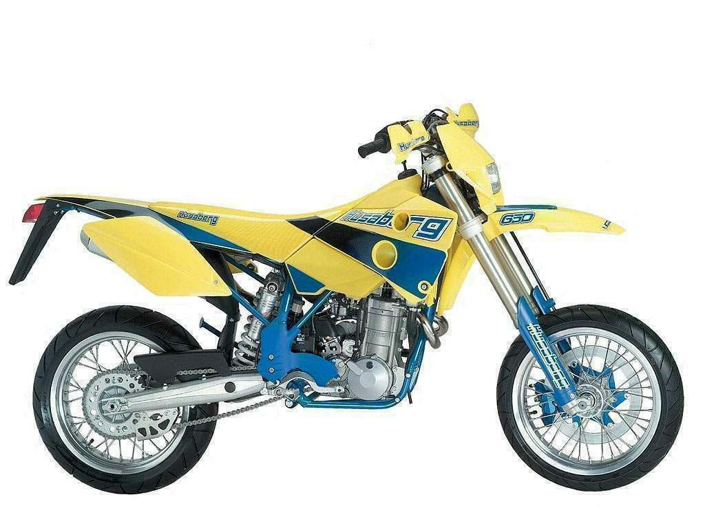 Husaberg FE 650 E 2005 wallpapers #137430
