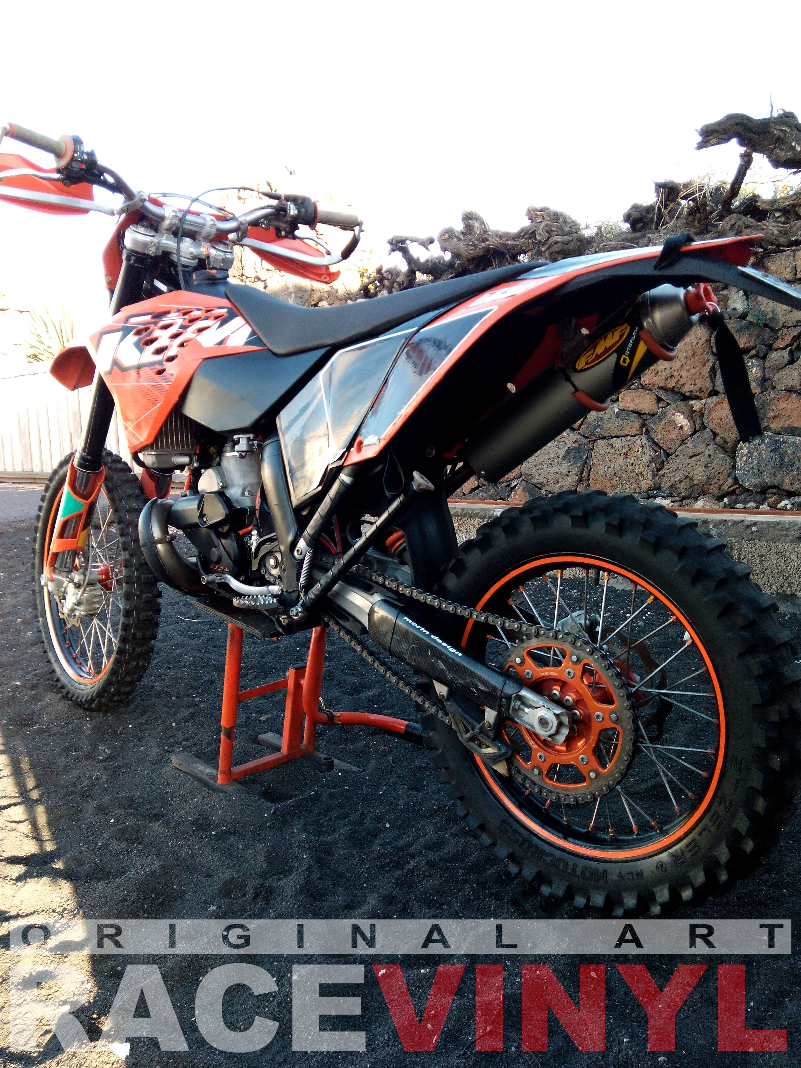 KTM 400 EXC Racing 2005 images #86404