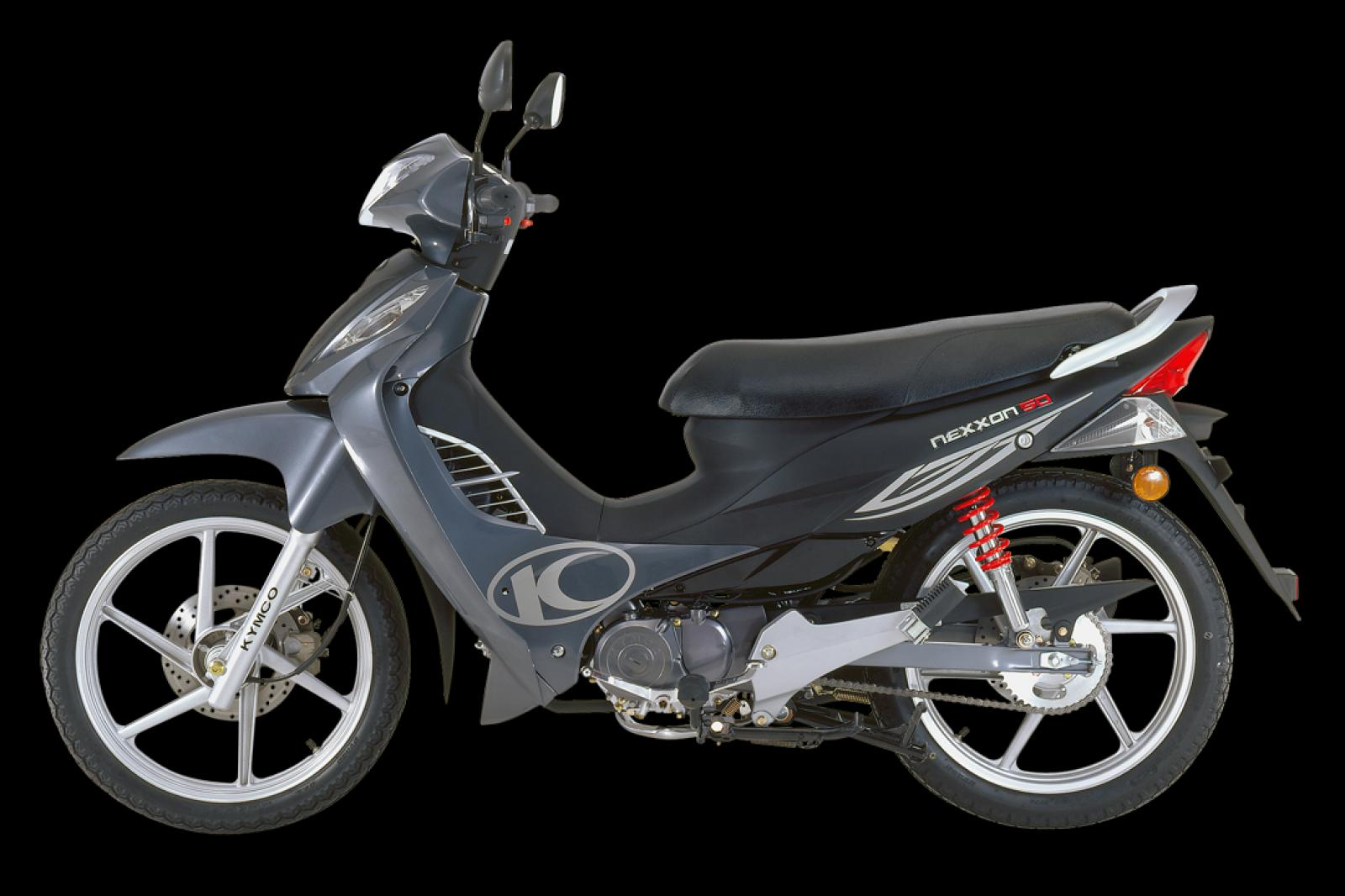 Kymco Scout ZX 50 2002 images #101385