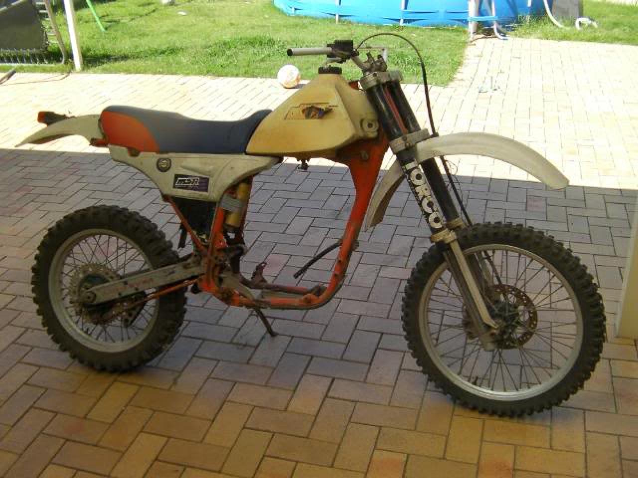 Maico MD 125/6 1973 images #102866