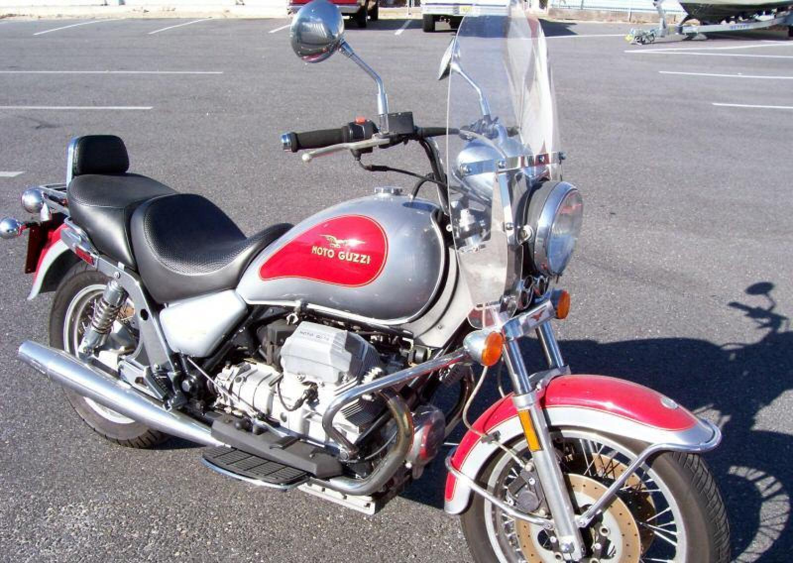 Moto Guzzi California 75 1998 images #108895