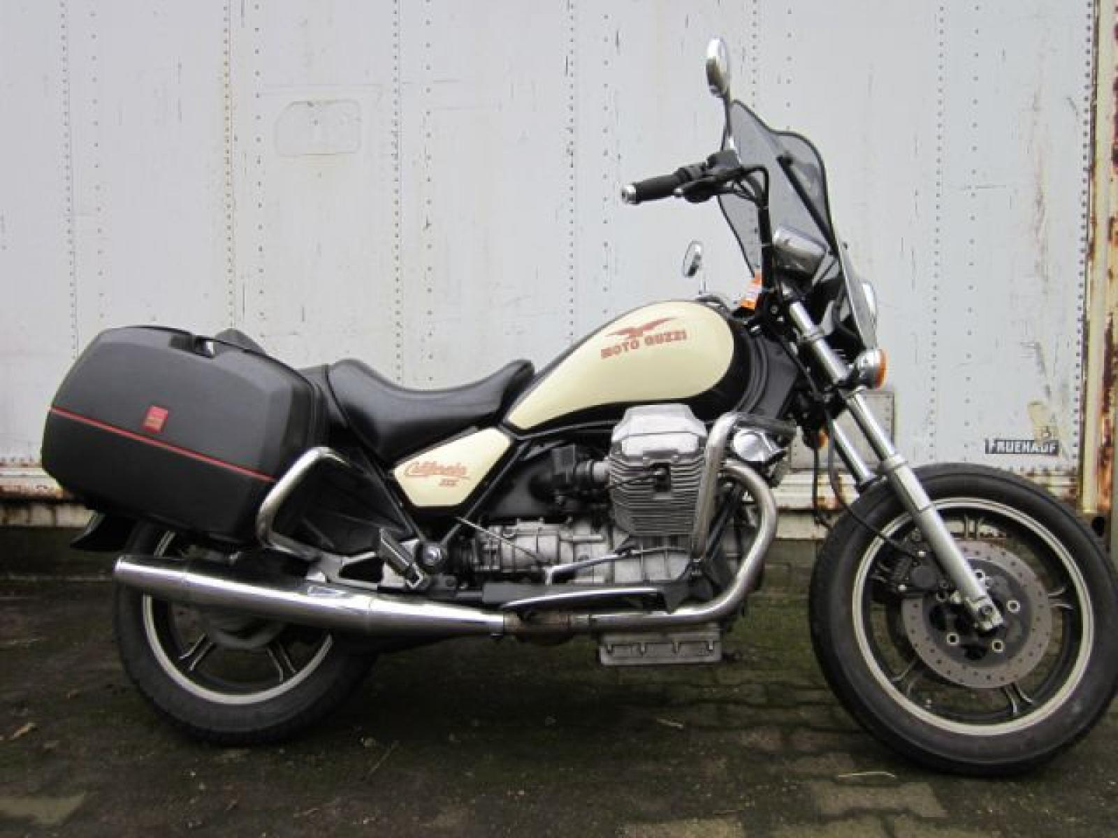 Moto Guzzi California III C 1991 images #107912