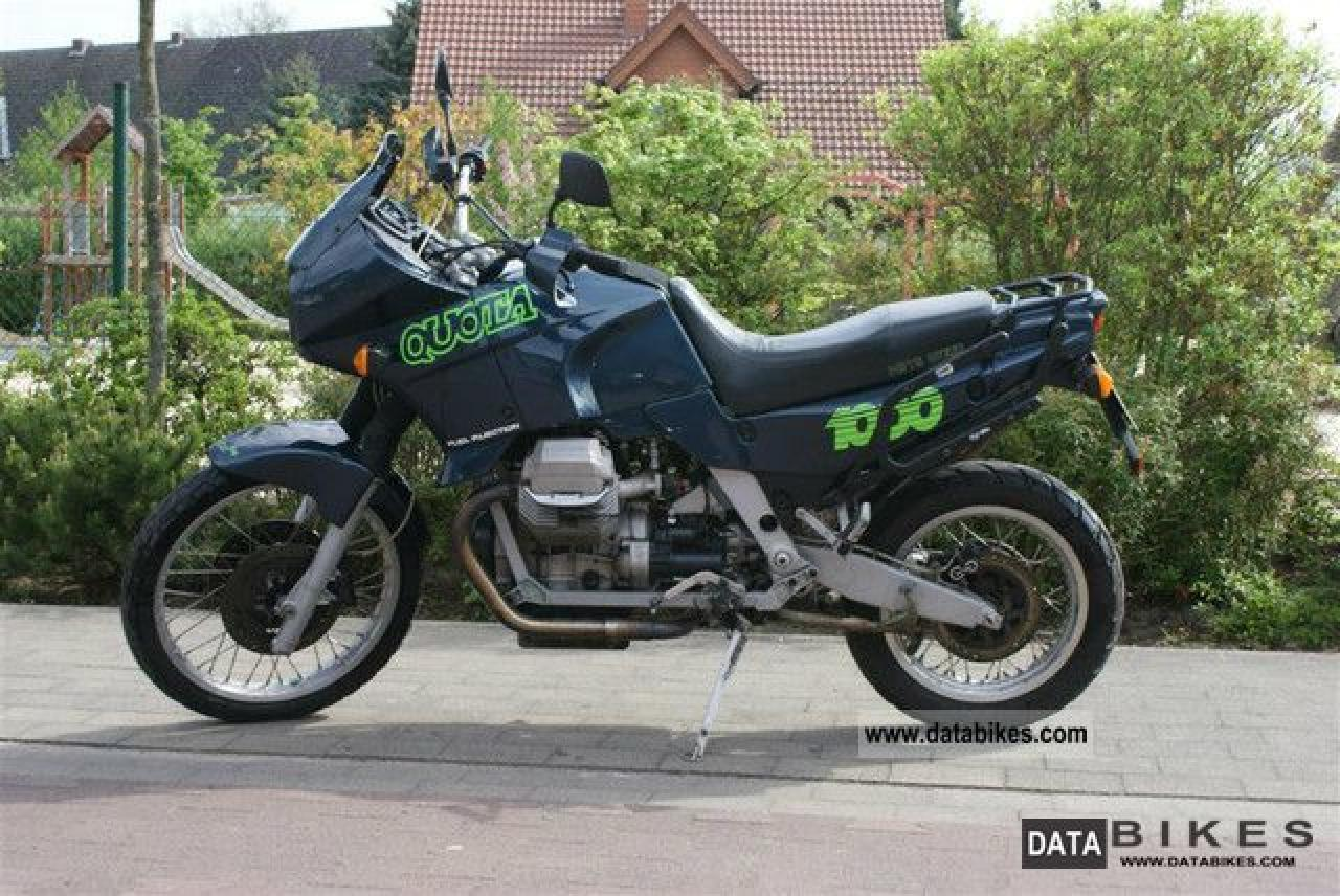 Moto Guzzi Quota 1000 images #109284
