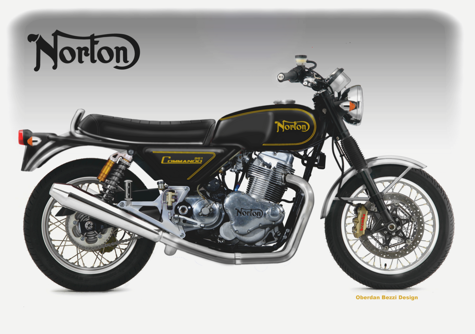 Norton Classic 1988 wallpapers #140807
