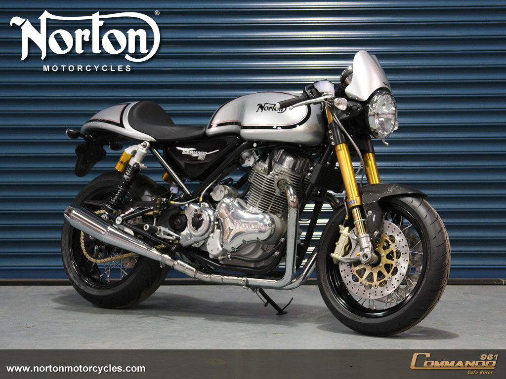 Norton Commando 961 SF images #117675