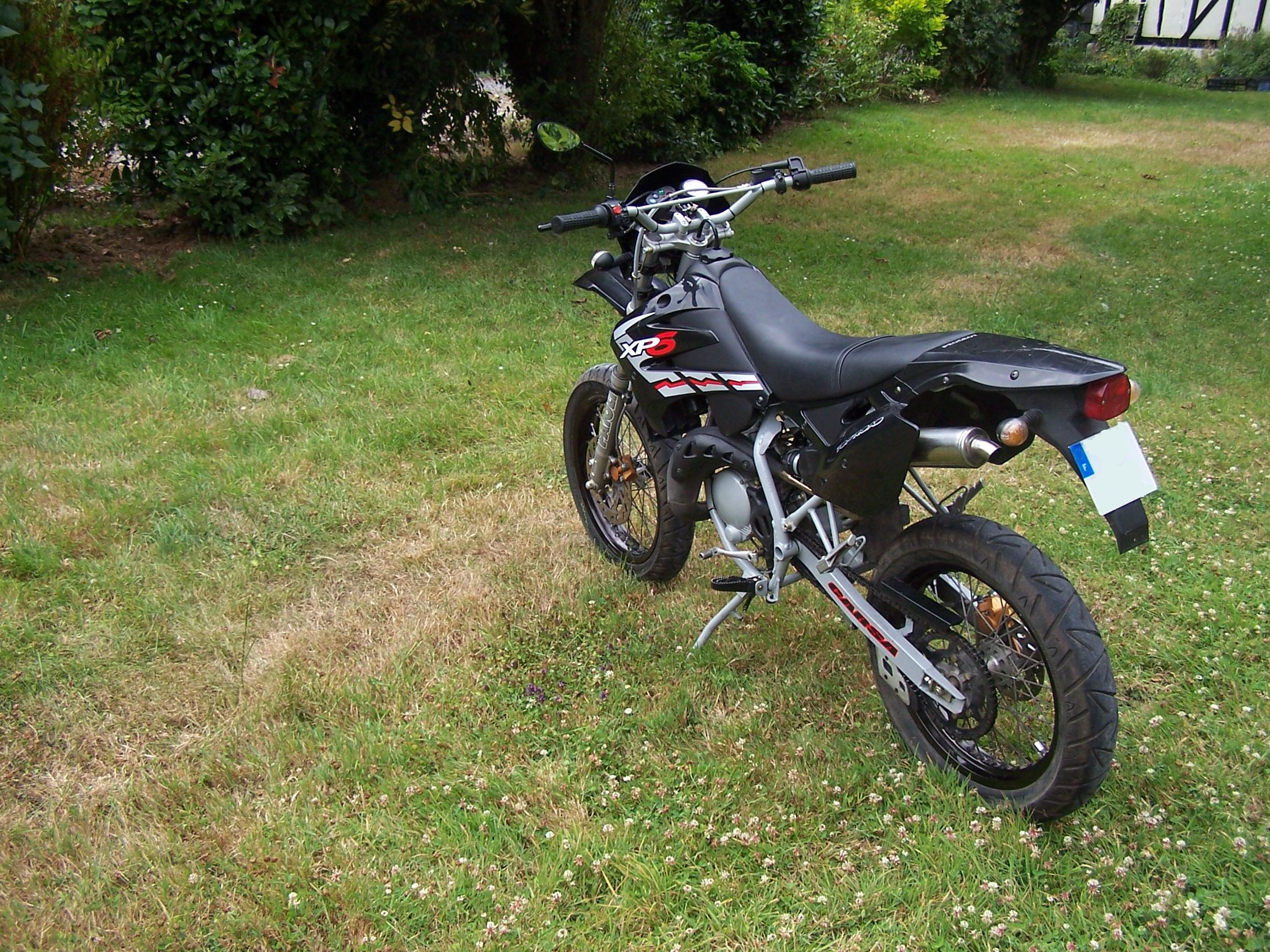 Peugeot XP6 50 Supermotard 2006 images #120120
