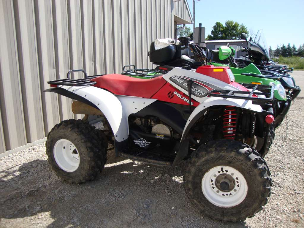 Polaris Trail Boss 325 2001 images #121410