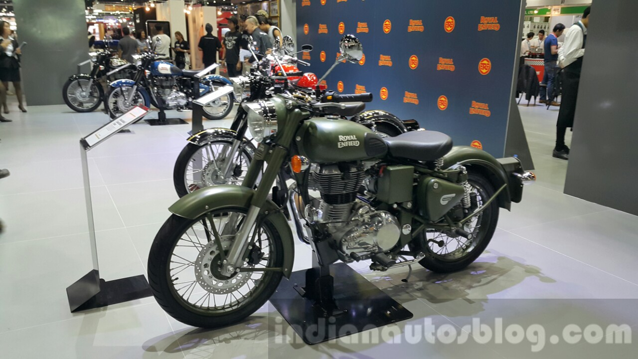 Royal Enfield Bullet 350 Classic 2008 images #123480