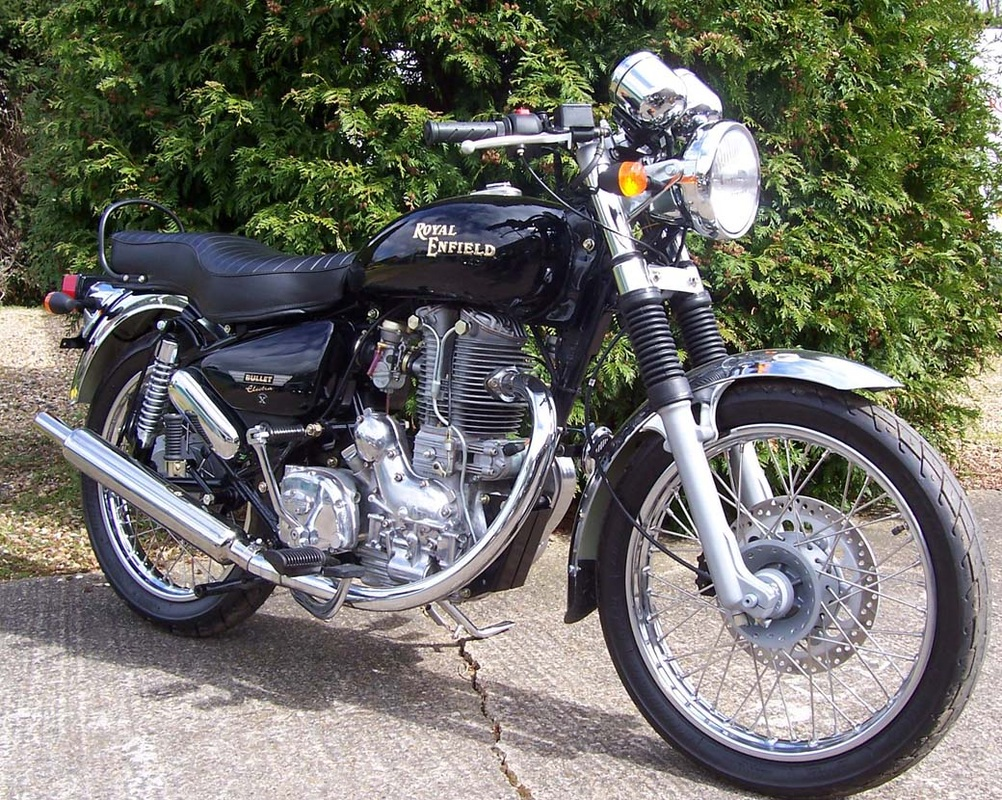 Royal Enfield Bullet 500 Trial Trail 2007 images #123679
