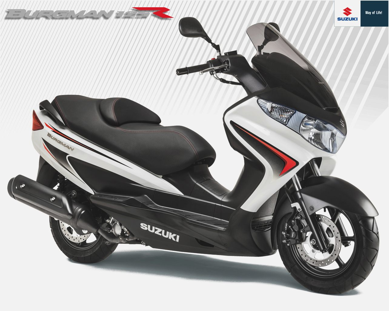 Suzuki UH 125 2009 wallpapers #135451