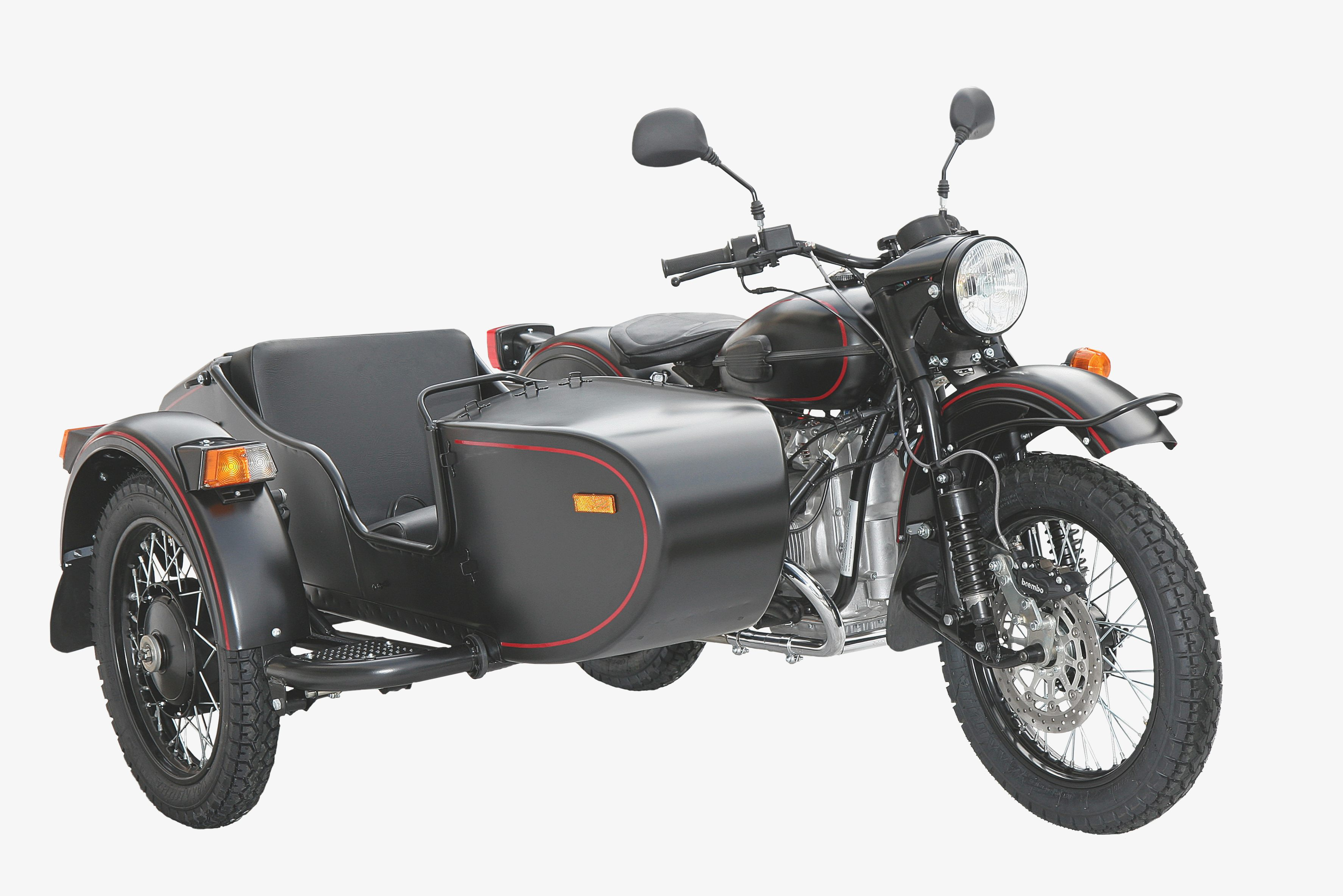 Ural Taiga 2WD Limited Edition 2010 images #129399