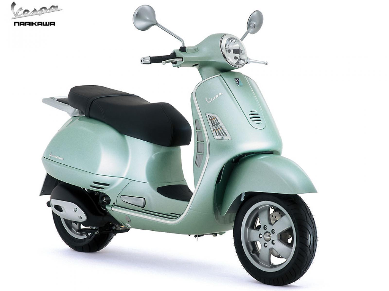 Vespa Granturismo 200 2008 wallpapers #132482