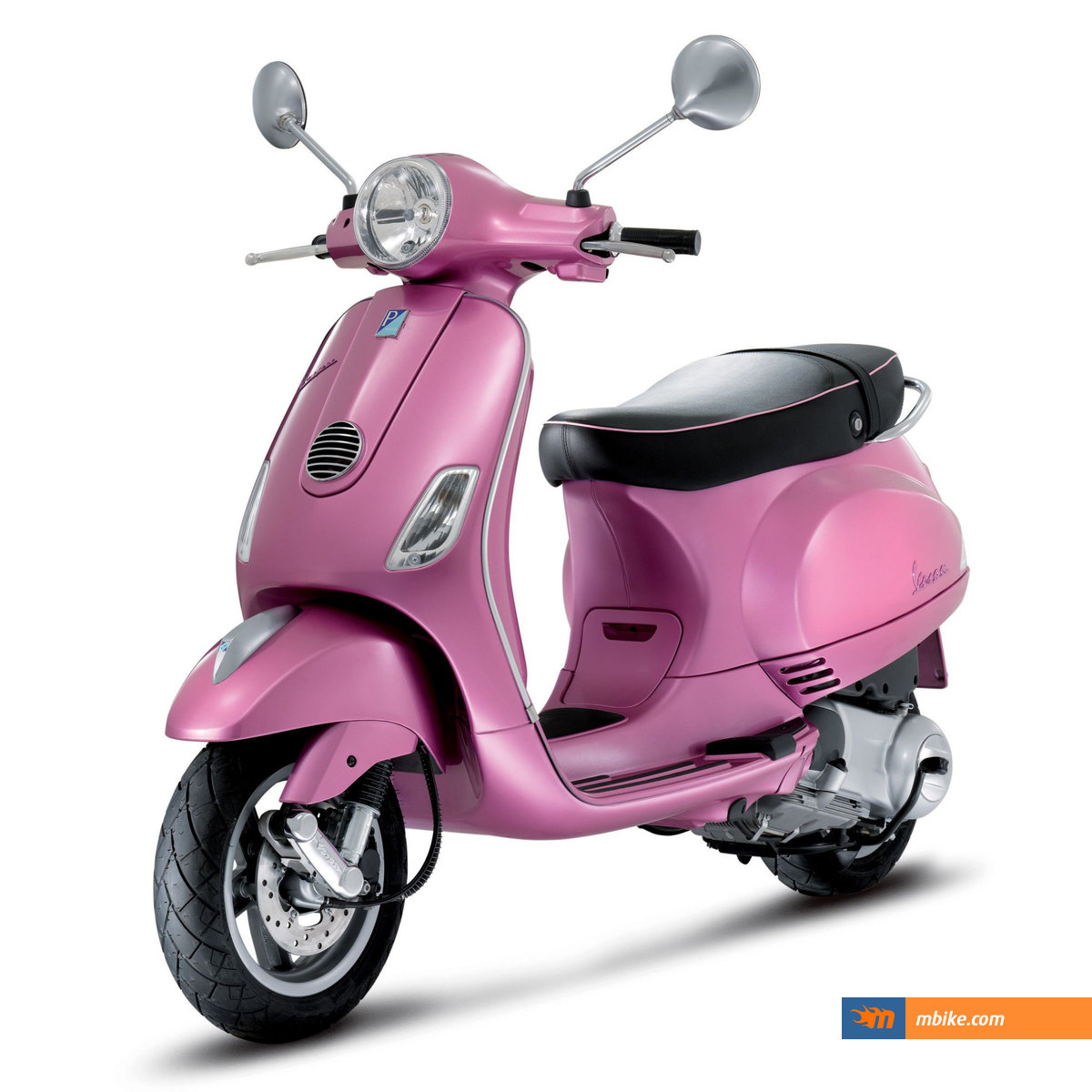 Vespa LX Rosa Chic 150 2011 wallpapers #130095