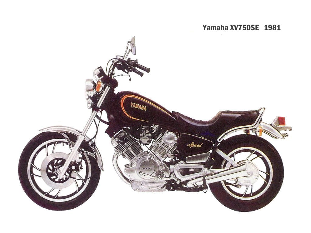 Yamaha XV 750 Special 1981 images #90283